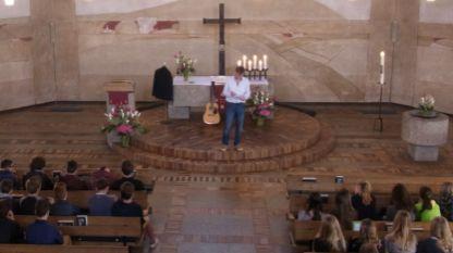 Emmauskirche Konfirmation Gottesdienste